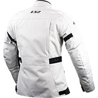 Ls2 Metropolis Women Jacket White