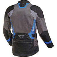 Macna Aerocon Jacket Grey Blue