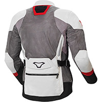 Macna Aerocon Night Eye Jacket Grey Red