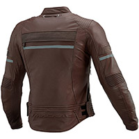 Macna Daisy Lady Leather Jacket Brown