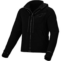 Macna District Lady Hoodie Black