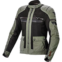 Macna Fluent Lady Jacket Olive Black