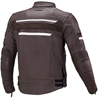Macna Rendum Leather Jacket Brown