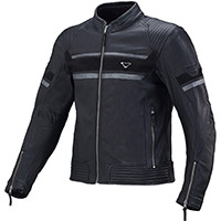 Macna Rendum Leather Jacket Black