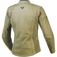 Macna Tequilla Lady Leather Jacket Olive