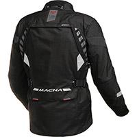 Macna Ultimax Jacket Black Grey