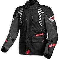 Macna Ultimax Jacket Black Red