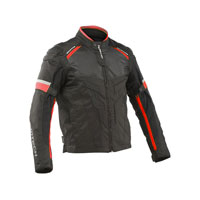 Mtech Gravity2 Black Red Jacket