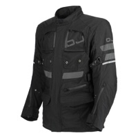 Oj Revolution Jacket Black