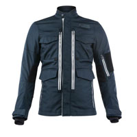 Ottano Adventuring Jacket Blue