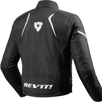 Rev'it Jacket Jupiter 2 Black-white
