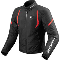 Rev'it Jacket Jupiter 2 Black-red