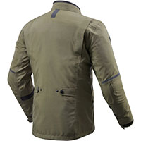 Rev'it Jacket Trench Gtx Dark Green