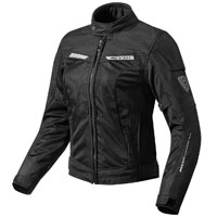 Rev'it Airwave 2 Ladies Silver Black