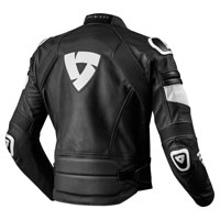 Rev'it Akira Jacket Black White