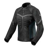 Rev'it Arc Air Ladies Jacket Black Grey