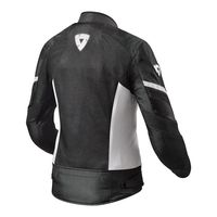 Rev'it Arc Air Ladies Jacket Black White