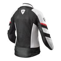 Rev'it Arc Air Jacket White Red