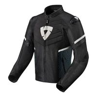 Rev'it Arc H2o Jacket Black White