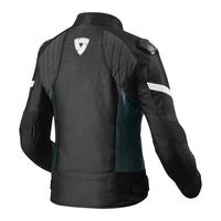 Rev'it Arc H2o Ladies Jacket Black White