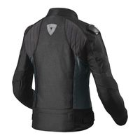Rev'it Arc H2o Ladies Jacket Black