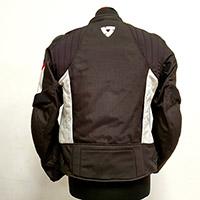 Rev'it Arc H2o Ladies Jacket Black Red