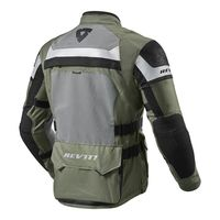 Rev'it Cayenne Pro Jacket Green Black