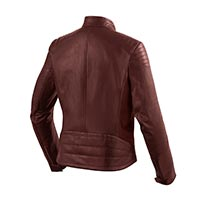 Rev'it Clare Ladies Jacket Beige Red