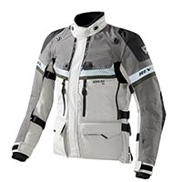 Rev'it Dominator Gtx Jacket Gray Green