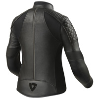Rev'it Luna Ladies Leather Jacket Black