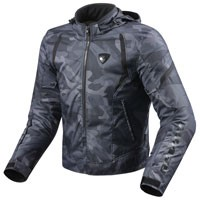 Revit Flare Jacket Black