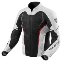Rev'it Gt-r Air 2 Jacket White Black