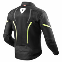 Rev'it Gt-r Air 2 Jacket Black Yellow