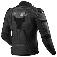 Blouson Rev'it Hyperspeed Air Noir Gris