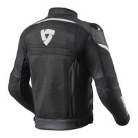 Rev'it Mantis Jacket Black White