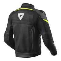 Rev'it Mantis Jacket Black Yellow