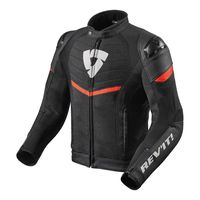 Rev'it Mantis Jacket Black Red