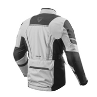 Rev'it Neptune 2 Gtx Jacket Silver Black