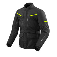 Rev'it Safari 3 Jacket Yellow