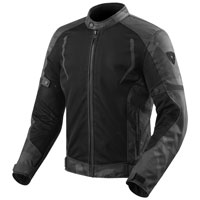 Rev'it Torque Jacket Black Grey