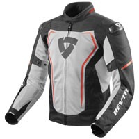 Rev'it Vertex Air Jacket Black Red