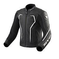 Rev'it Vertex Gt Jacket Black White