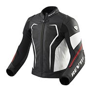Rev'it Vertex Gt Jacket Black Red