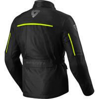 Rev'it Voltiac 2 Jacket Black Yellow