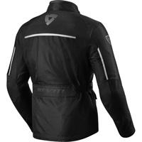 Rev'it Voltiac 2 Jacket Black Silver