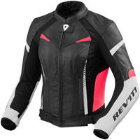 Rev'it Xena 2 Pink Lady Leather Jacket