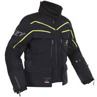 Rukka Energater Jacket Black Jellow
