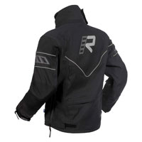 Rukka Realer Jacket Black White