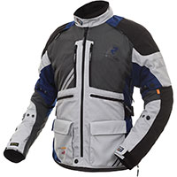 Rukka Offlane Jacket Blue Grey