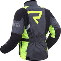 Rukka Offlane Jacket Grey Yellow